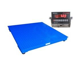 Optima NTEP Floor Scale Package With Indicator